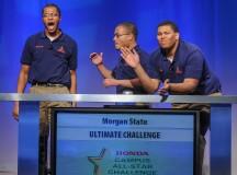 Morgan State Academic Team Gains Second Consecutive Honda Campus All-Star Championship