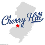 map_of_cherry_hill_nj