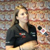 Simona de Silvestro encourages young girls to go into male-dominated fields