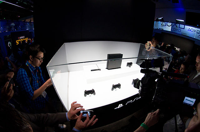 playstation stand