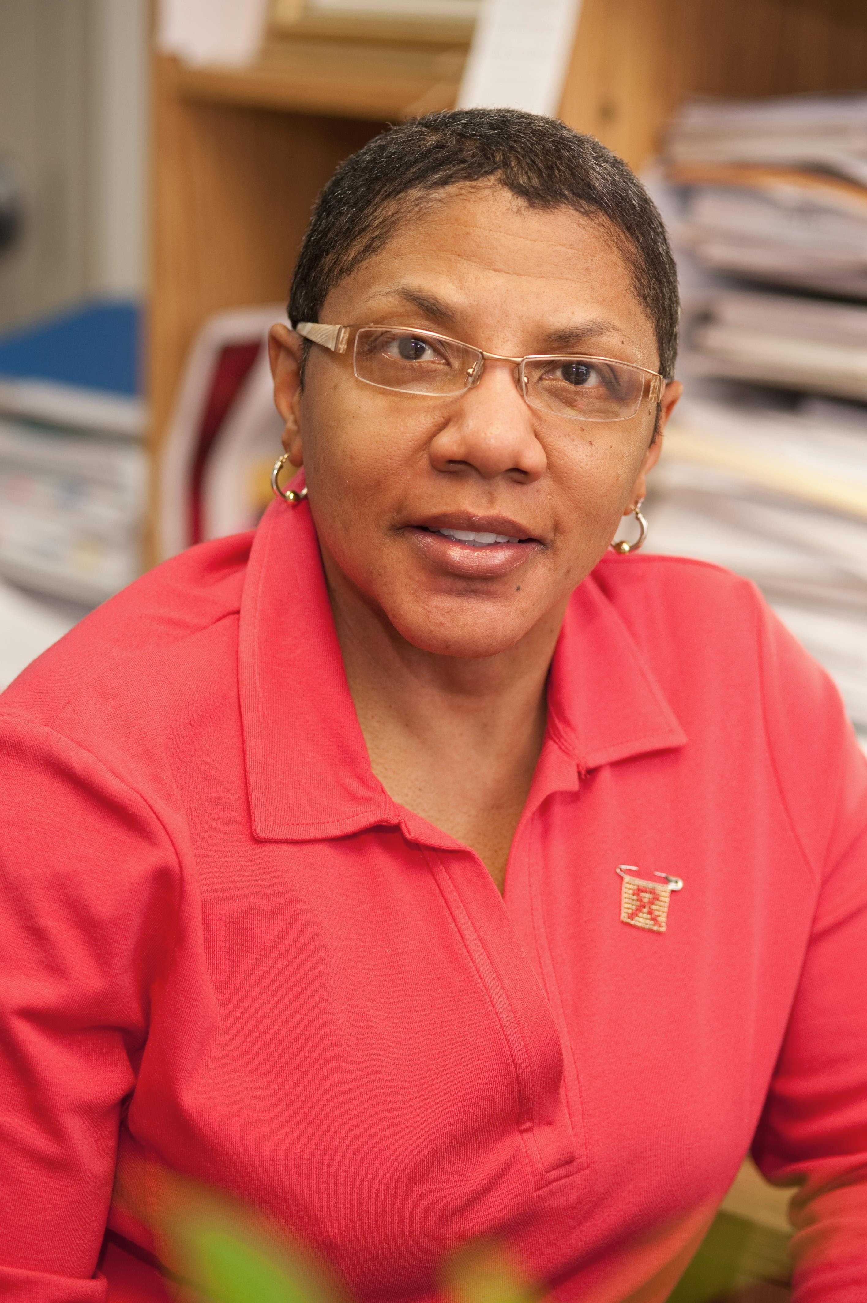 Dr. Lorece Edwards, Associate Professor, Department of Behavioral Health Sciences at Morgan