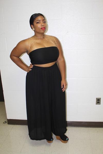 Taylor Milton, graduating senior, Music major
