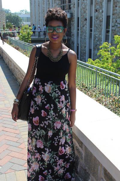 India Harris, junior, Fashion Merchandising major