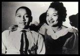 Emmett and Mamie Till