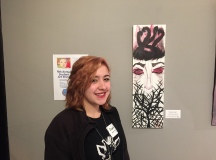 Young Artists Exhibit Their Work in Hamilton