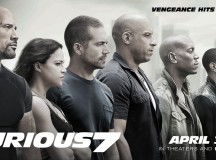 'Furious 7' opens this week.