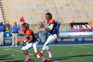 Bears Look to Continue Success at Homecoming