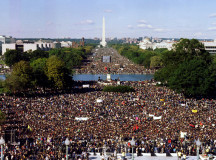 Million Man March: Then & Now