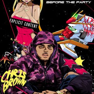 Chris Brown's 34-track mixtape for the fans