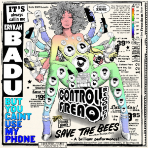 Erykah Badu is back with new soulful R&B mixtape
