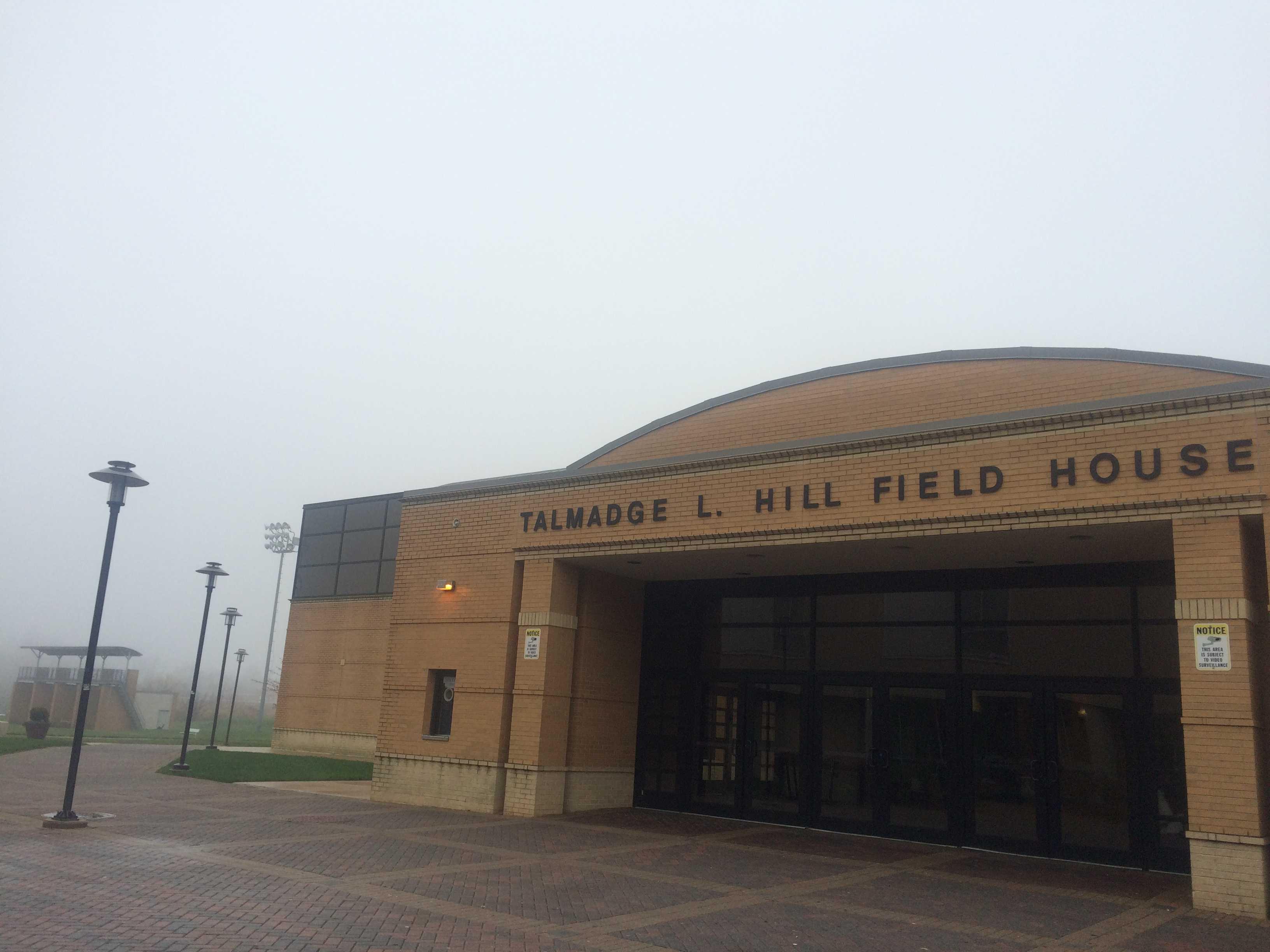 Hill Field House