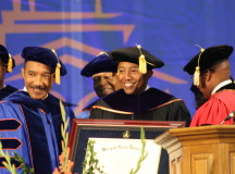 It's Commencement Day at Morgan State