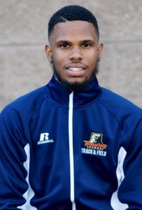 Joel Roberson. Photo courtesy of Morgan State Athletics