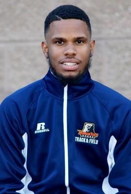 Joel Roberson. Photo courtesy of Morgan State Athletics
