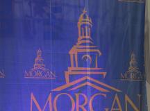 Rain dampens Morgan Spring 2016 Commencement
