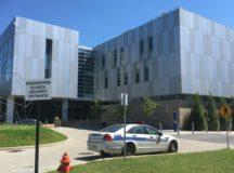 Body found in CBEIS Building