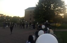 Morgan State students rally in support of Black Lives Matter