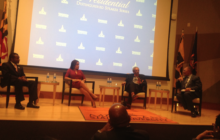 Presidential Distinguished Speaker Series addresses the concerns in the black community and ponders Post-Trump Era