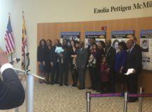 Morgan State honors the life of Enoila Pettigen McMillan through an Exhibit