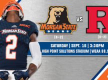 Four things to note as The Morgan State Bears take on Rutgers